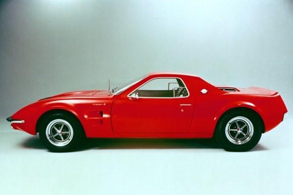 1967 Mustang Mach 2 concept