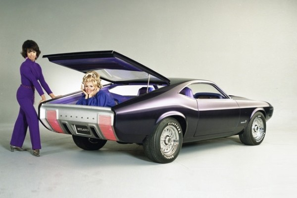 1970 Mustang Milano Concept