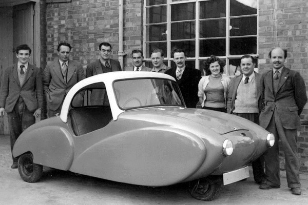 1953 Allard Clipper