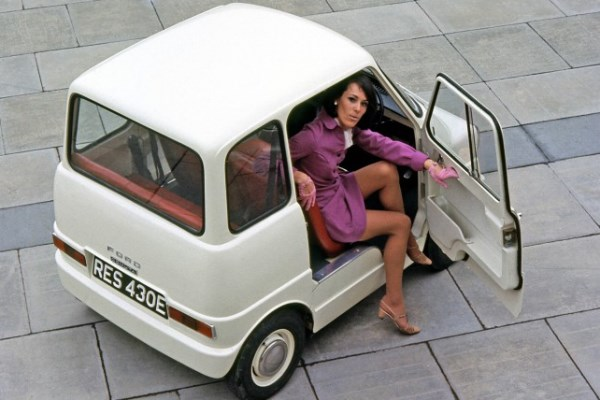 1967 Ford Comuta Electric