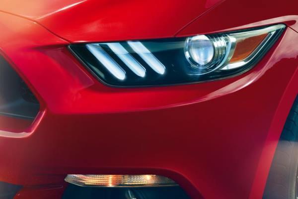 2015 Mustang headlamp