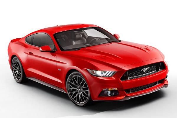 2015 Mustang studio LF