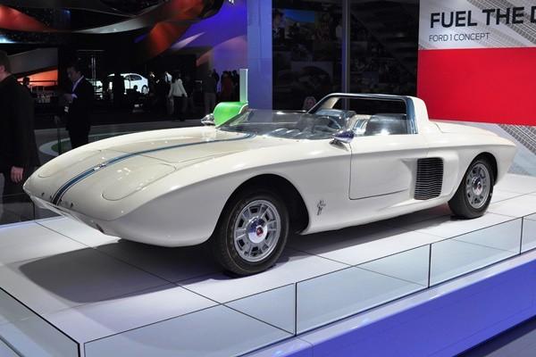 1962 Mustang I