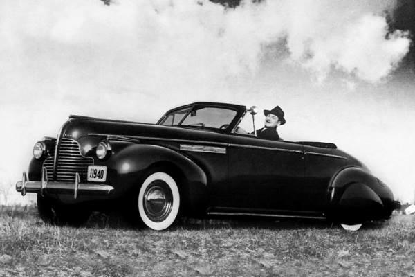 1940 Buick Roadmaster Convertible