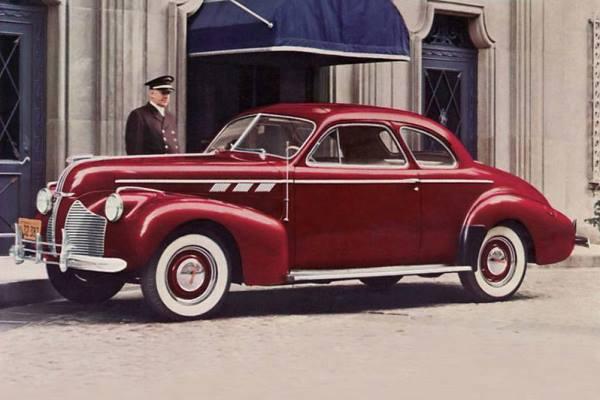 1940 Pontiac Torpedo Coupe