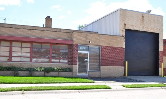 Dearborn Steel Tubing  Building 2011