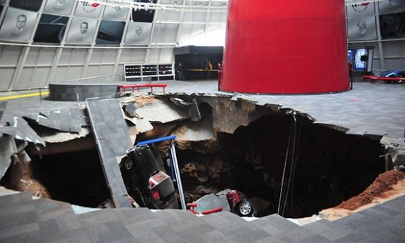 National Corvette Museum sinkhole
