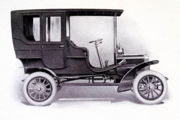 1905 Northern Limousine
