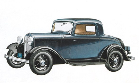 1932 Ford Deluxe Coupe rendering jpg
