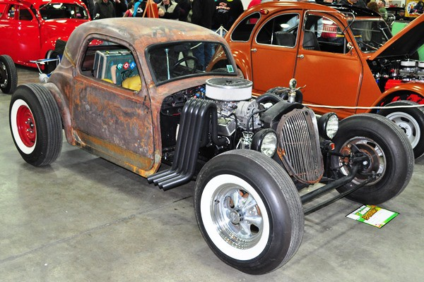 Autorama Extreme The Basement Show At The 2014 Detroit