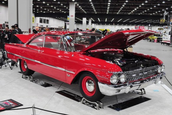 1961 Ford Starliner Larry and Patty Hill