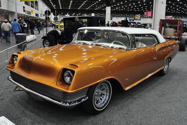 1965 Bob Massaron Venturian 1956 Chevrolet