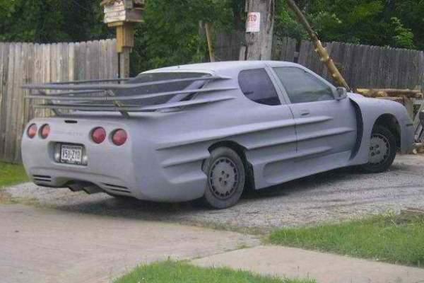 2000 Monte Carlo custom