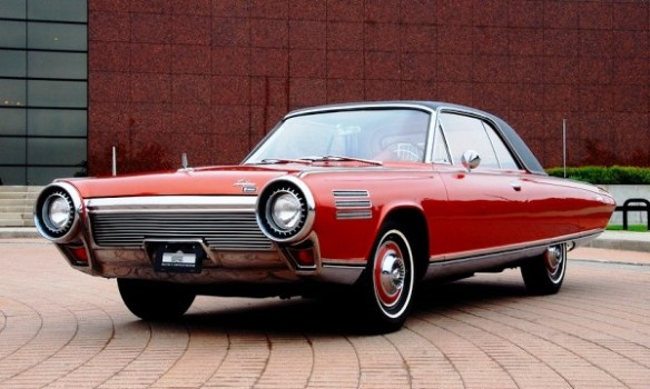 Chrysler Turbine Ghia