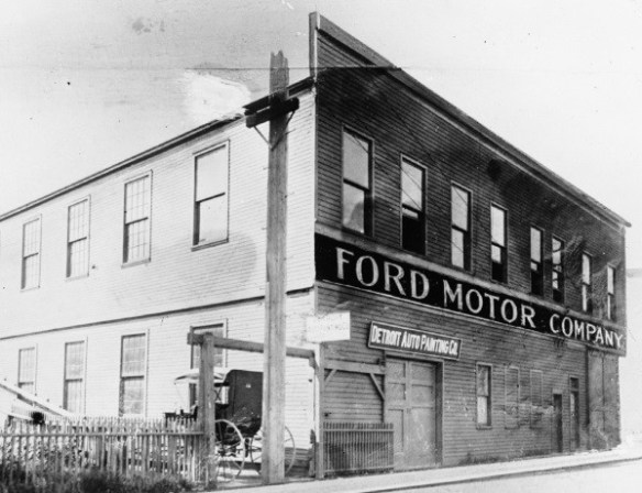 Ford Mack Ave 1904