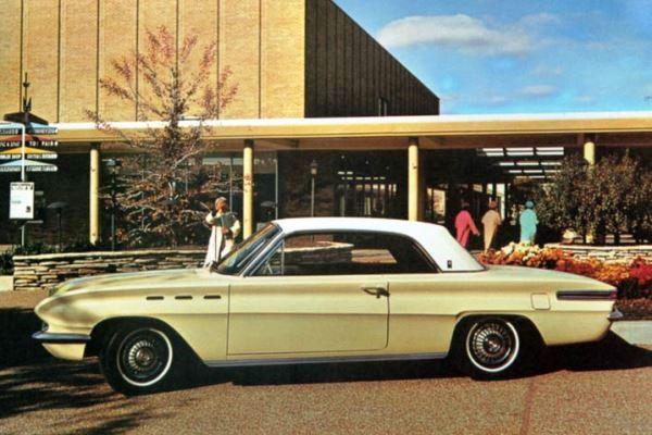 1962 Buick Skylark Sport Coupe