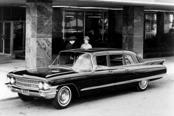 1962 Cadillac Fleetwood 75 Limousine