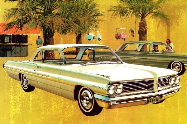 1962 Pontiac Catalina Two-Door Sedan