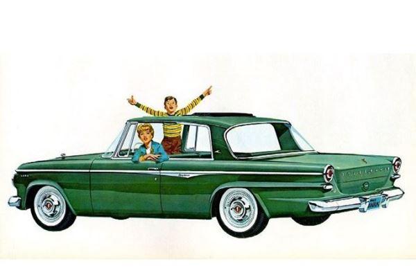 1962 Studebaker Lark Daytona Coupe
