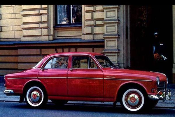 1962 Volvo 122 Four-Door Sedan