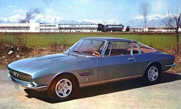 1965 Ford Mustang Bertone
