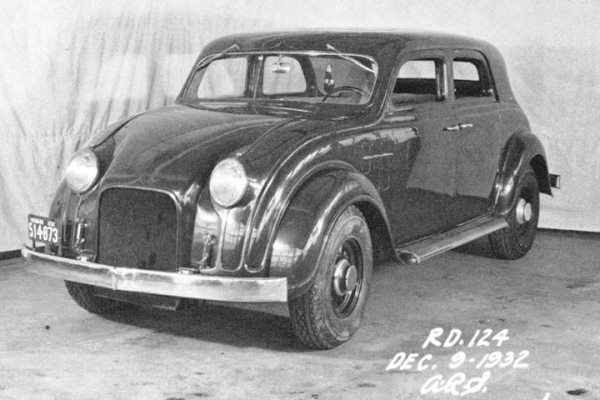 1932 Chrysler Trifon Airflow Prototype