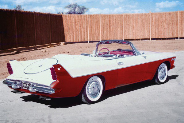 1955 Chrysler Flight Sweep I Convertible