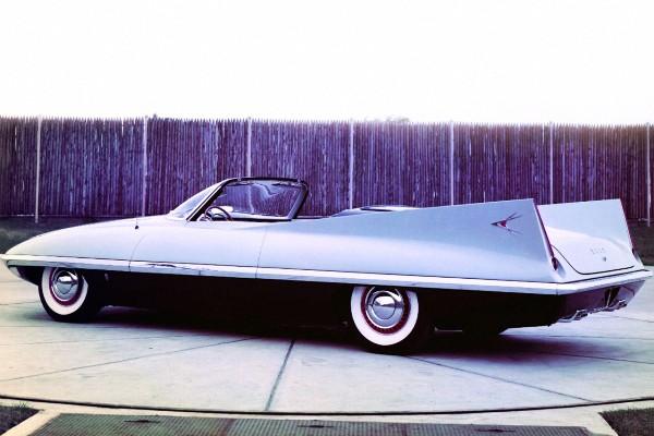 1956 Chrysler Dart Ghia