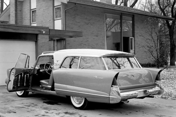1956 Chrysler-Plymouth Plainsman Wagon