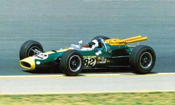 1965 Lotus-Ford Jimmy Clark