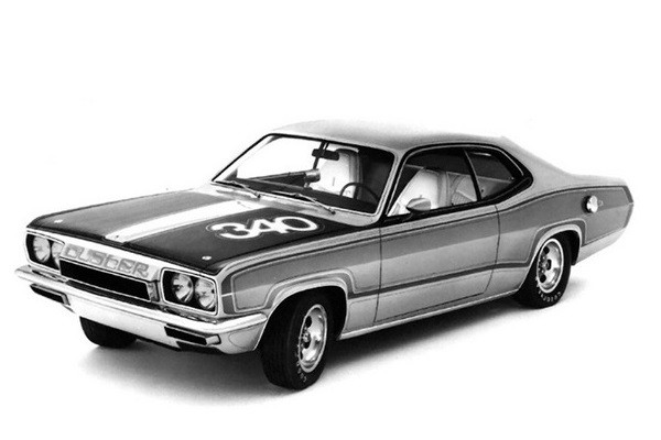 1970 Plymouth Duster 340 Show Car