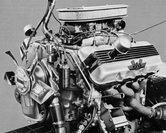 Ford Sohc Engine Sae Paper on Ford 427 Sohc Motor