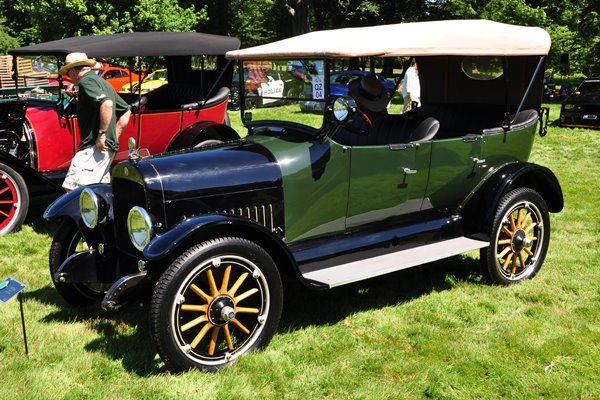 1918 Dort Model 11 Touring James Royce