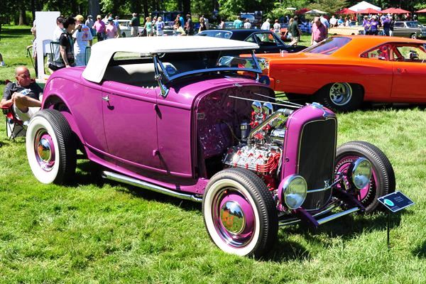 1932 Ford Highboy Roadster Greg Ornazian