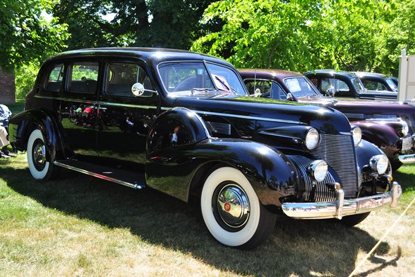 1939 Cadillac 75 Louis Maludy