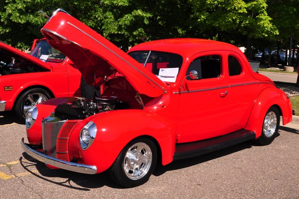 1940 Ford Deluxe Coupe Bob Fulkerson