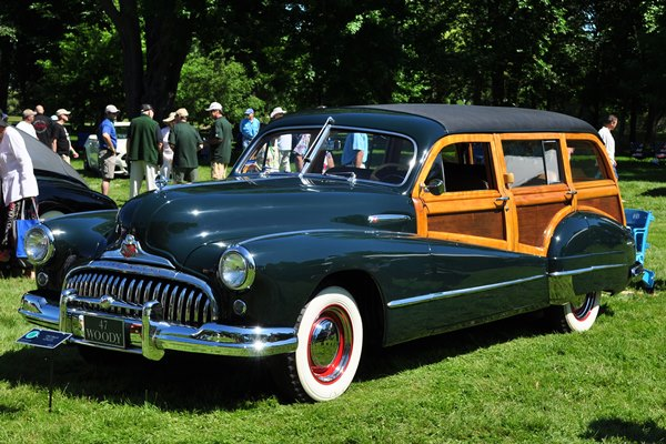 1947 Buick Super Estate Bob Machacek