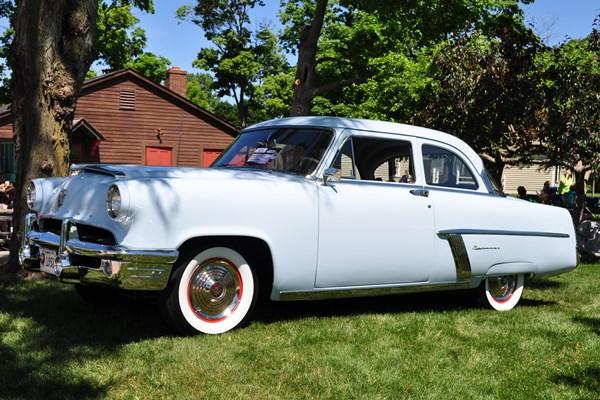 1952 Mercury Custom Darrell Harding