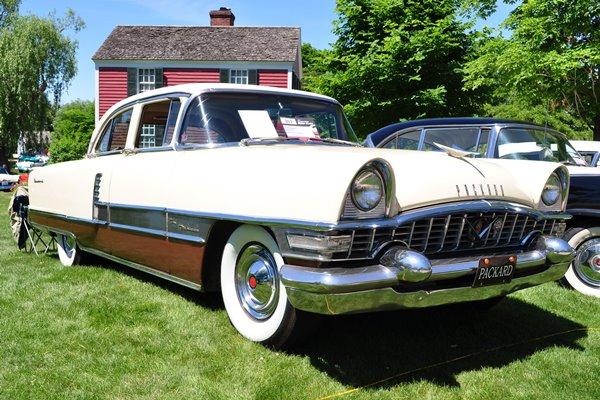 1955 Packard Patrician Sedan Robert Shepherd