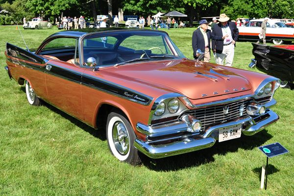 1958 Dodge Royal Lancer Wayne Cox