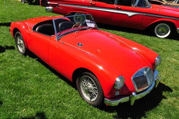 1959 MGA Roadster Michael Bakarich