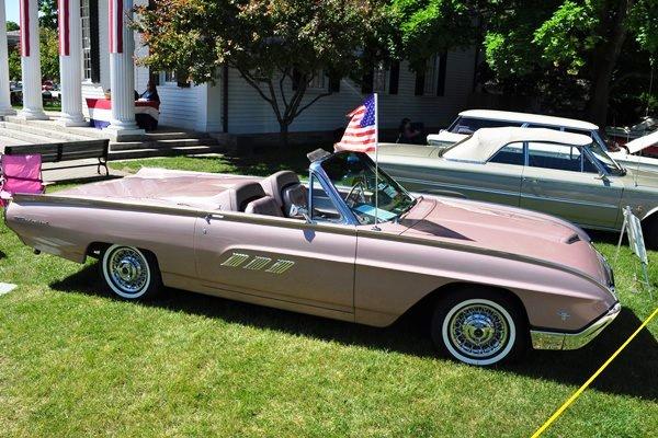 1963 Ford Thunderbird Roadster James Brady