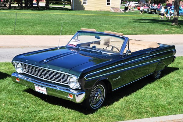 1964 Ford Falcon Convertible Karilyn Price