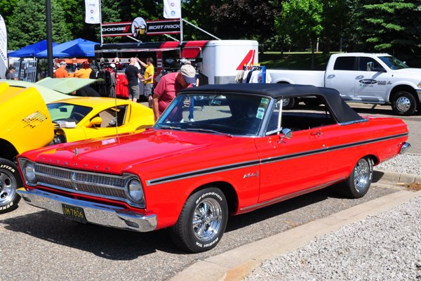 1965 Plymouth Belvidere II Convertible