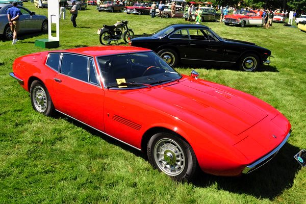1967 Maserati Ghibli Frank Markus