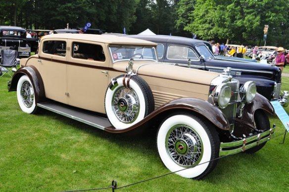 1930 Stutz Monte Carlo