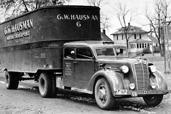 1936 Diamond T Model 360