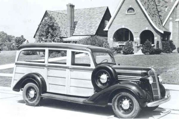 1936 Dodge Station Wagon