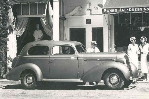 1936 Studebaker President St Regis