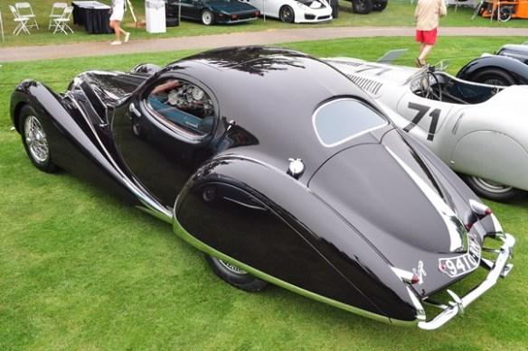 1938 Talbot-Lago T10C SS Figoni et Falaschi Oscar Davis
